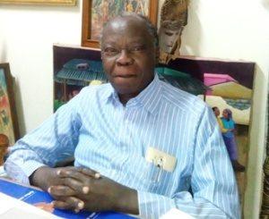 Mot du président, Le professeur Nseka